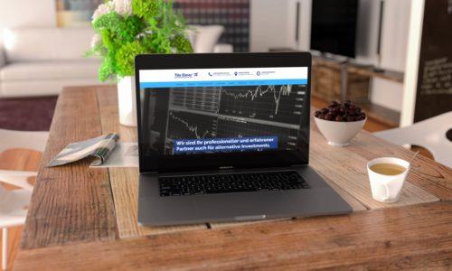 Webentwicklung Stuttgart : Tilo Ebner Webseite